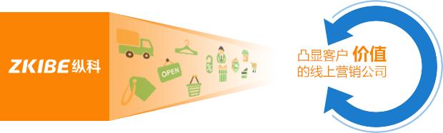 ZKIBE纵科—凸显客户价值的线上营销公司